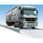 Pont bascule camion