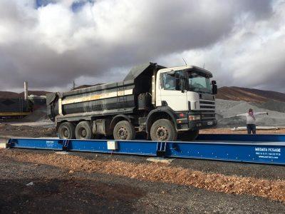 POnt bascule camion maroc